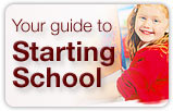 Your guide to Starting School